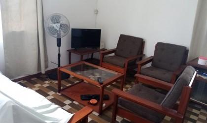 Location meublée - Appartement - la-louise