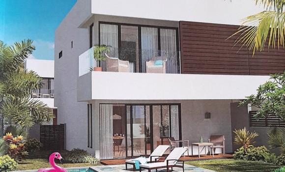 Bien à vendre - Townhouse/Duplex projet local -